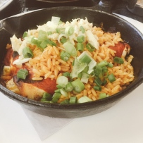Sunken Crab Burrito