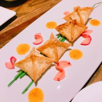 Lobster Rangoon